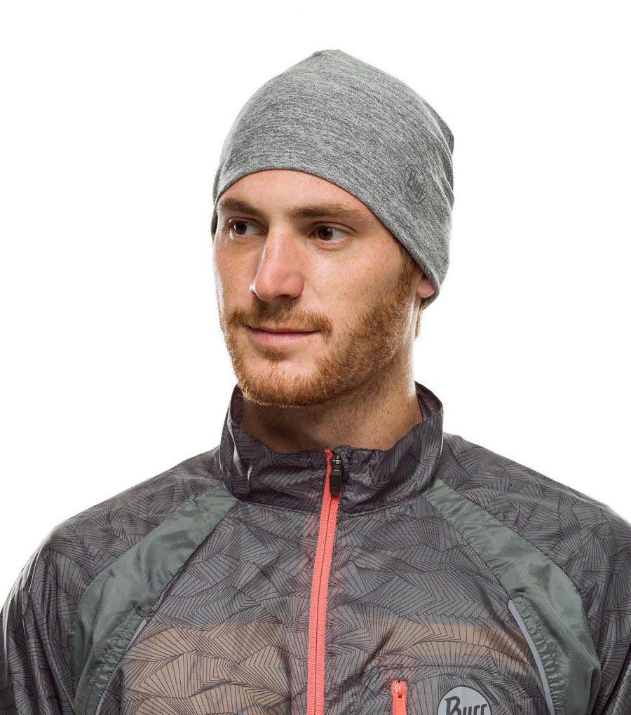 Шапка Buff Dryflx Hat R-Light Grey