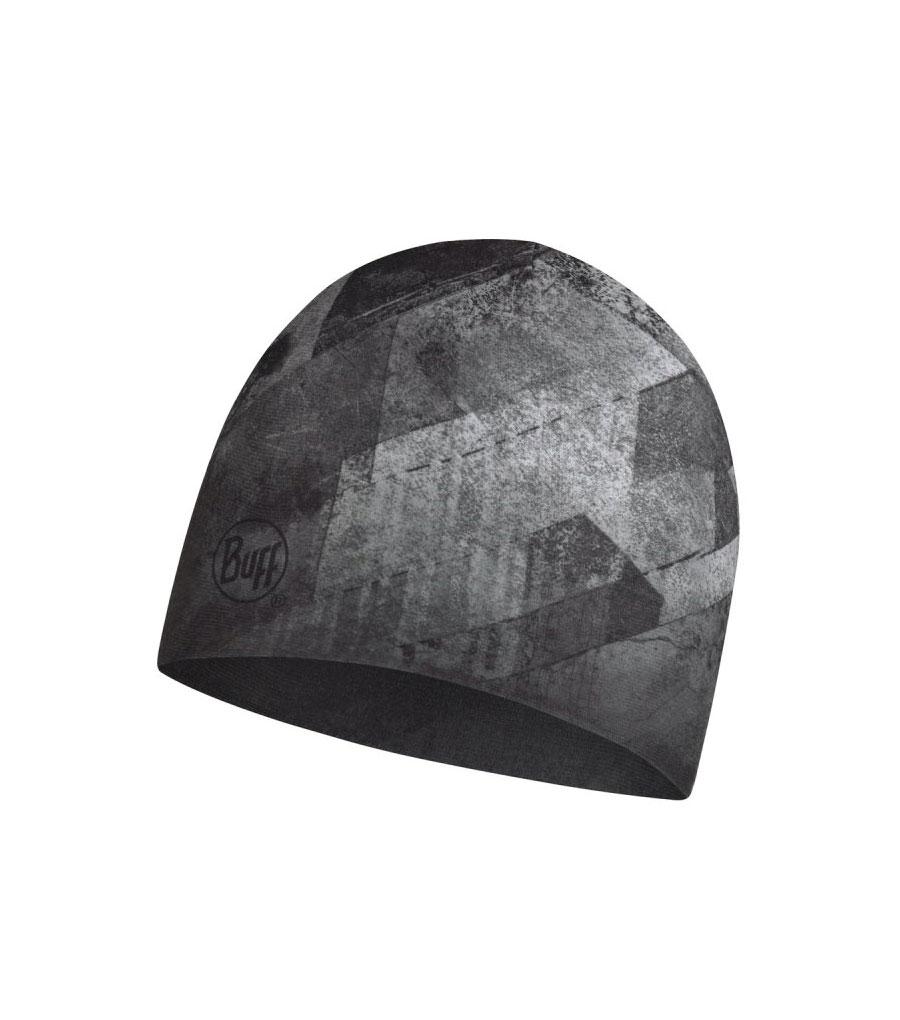 Шапка Buff Reversible Microfiber Concrete Grey