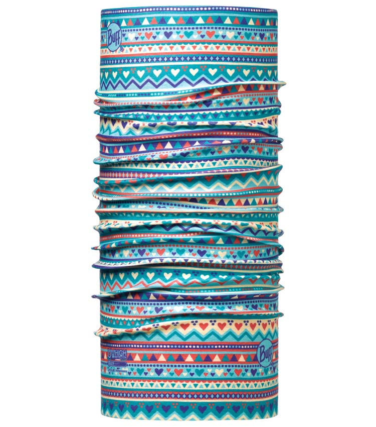 Бандана Buff Junior Handicraft Turquoise