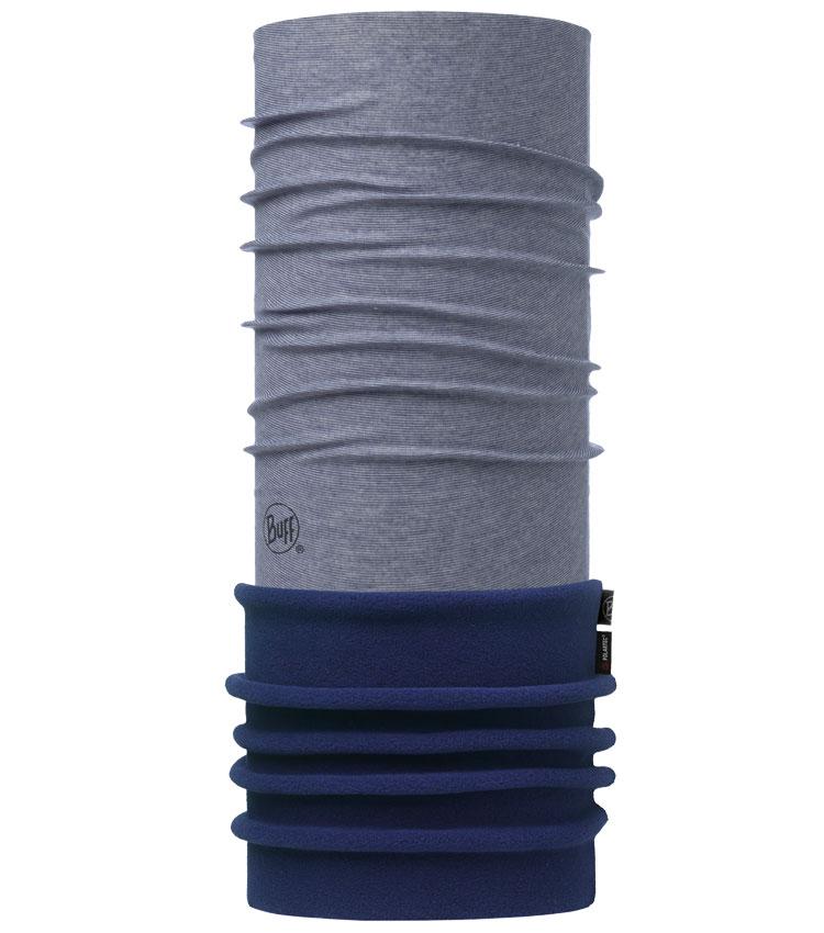 Шарф-бандана Buff Polar Stripes-Blue-Ink