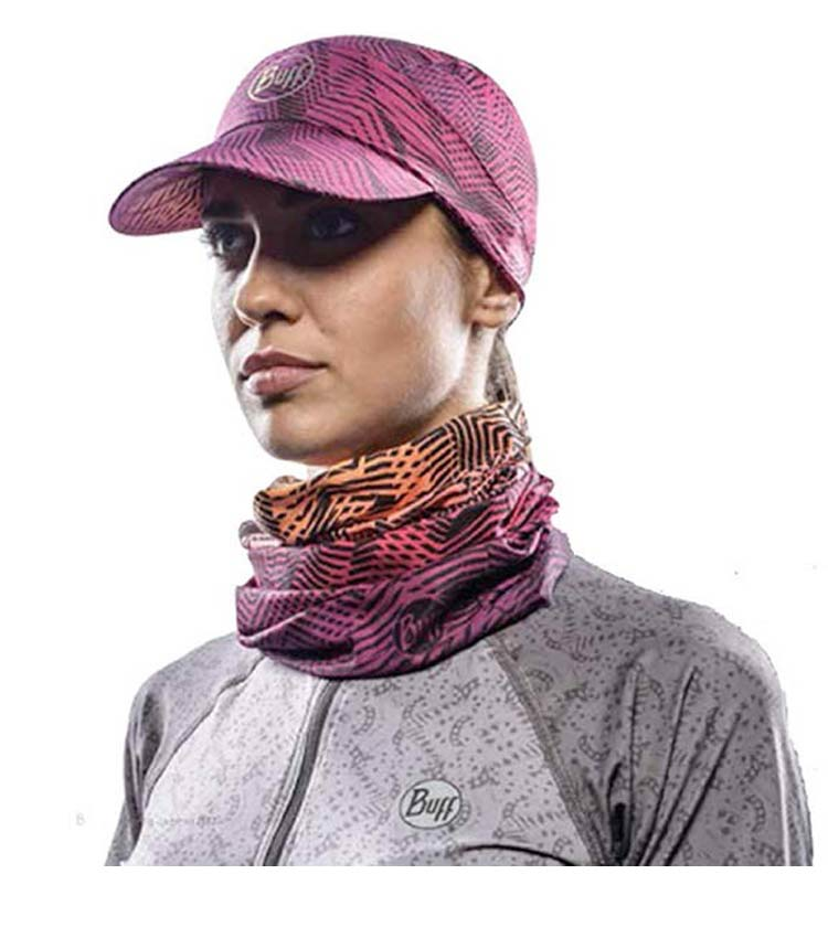 Бандана Buff High UV Protection Zaker Pink