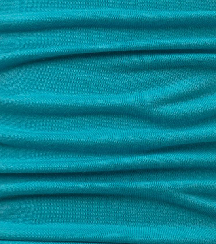 Шарф-труба Buff Wool Midweight Merino Turquoise