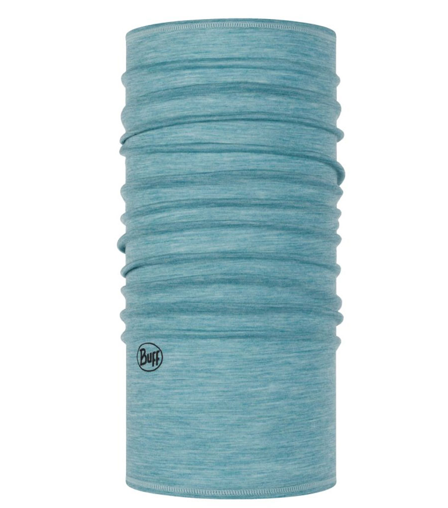 Шарф-труба Buff Wool Lightweight Merino solid pool