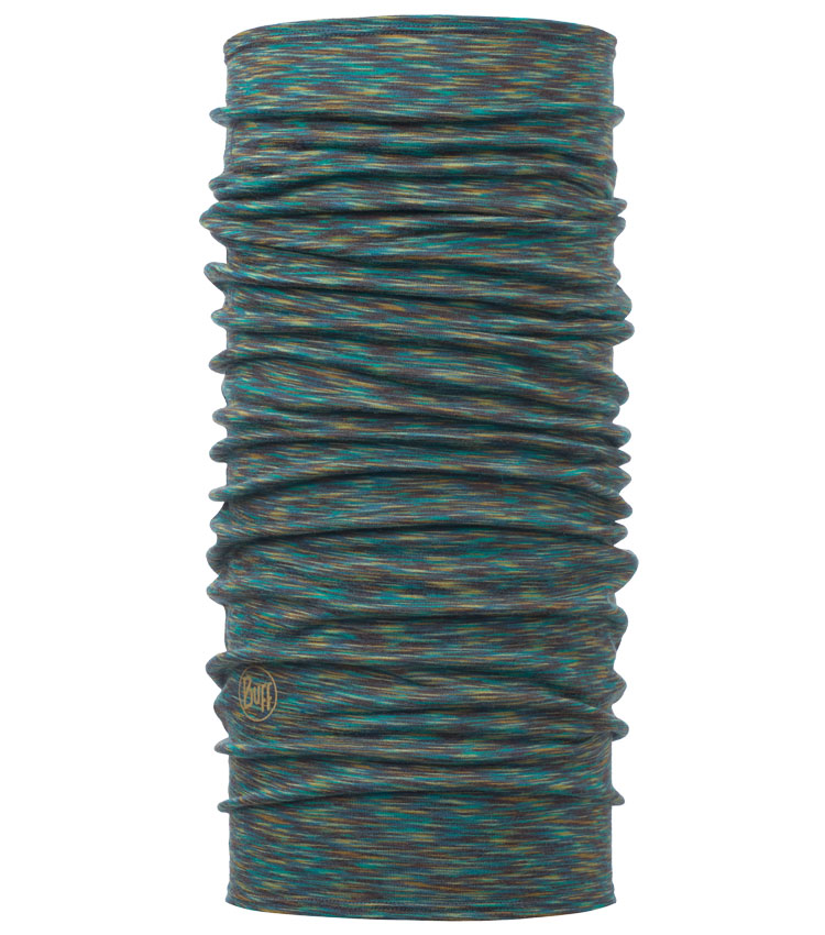 Шарф-труба Buff Wool Lightweight Merino Blue-Multi