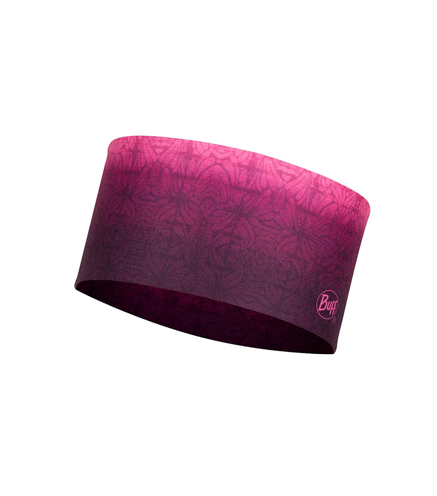 Повязка на голову Buff Coolnet Boronia Pink