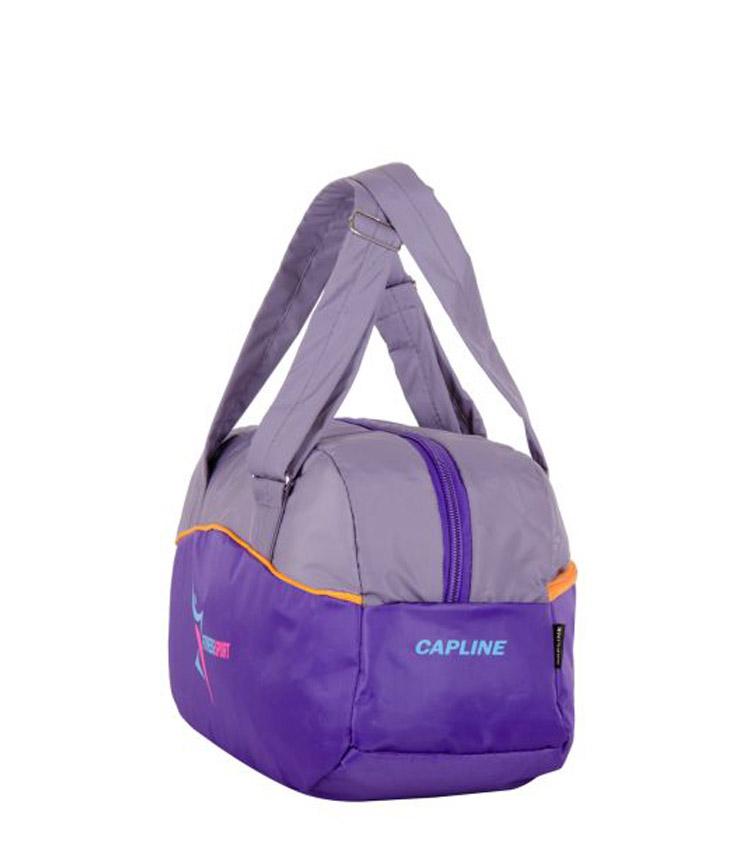 Спортивная сумка Capline FitnesSport aubergine-lavander