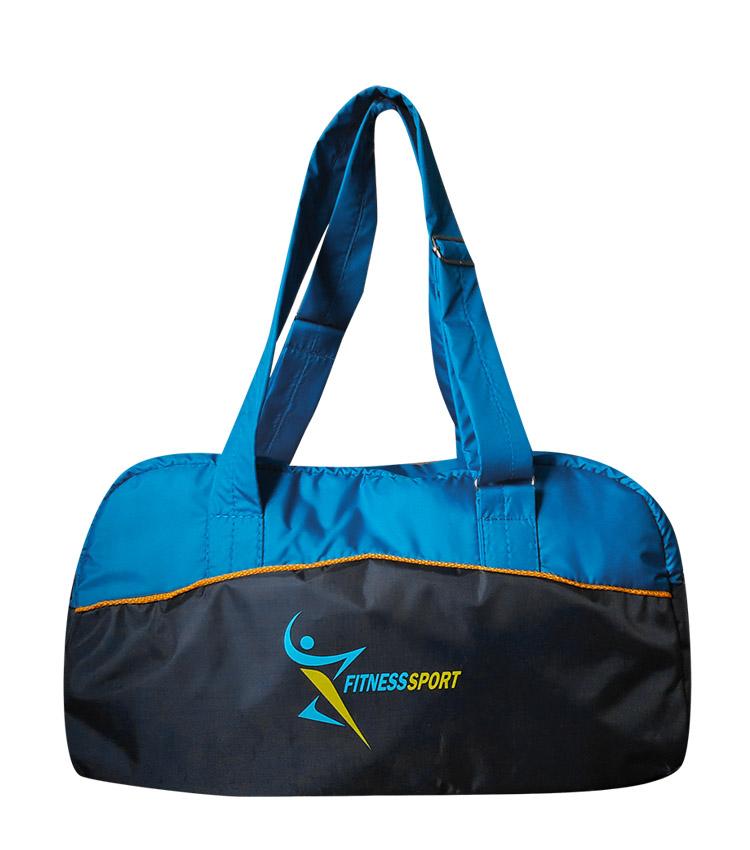 Спортивная сумка Capline FitnesSport black-blue
