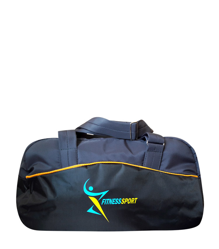 Спортивная сумка Capline FitnesSport dark-graylack