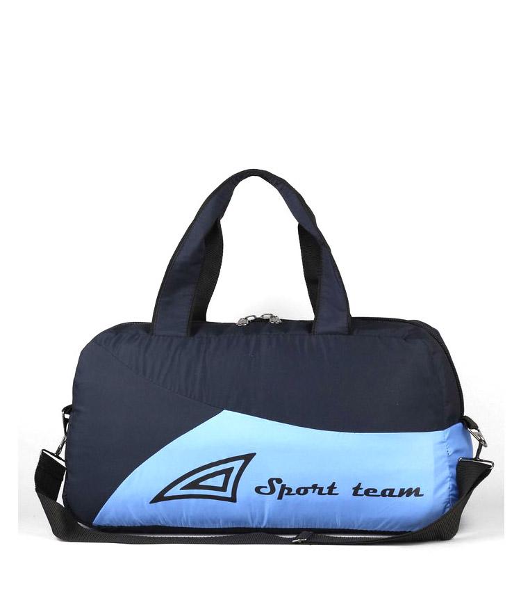 Спортивная сумка Capline Sport Team blue-jeans