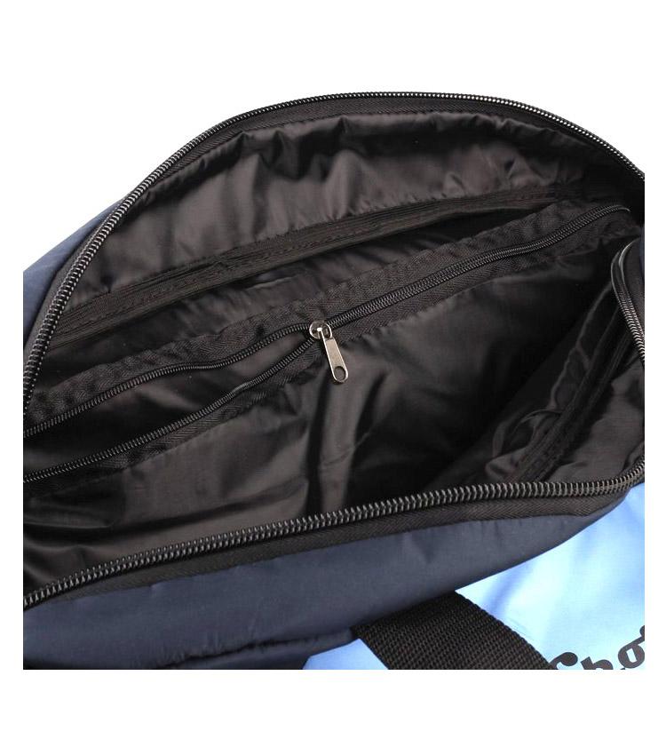 Спортивная сумка Capline Sport Team aubergine-lilac
