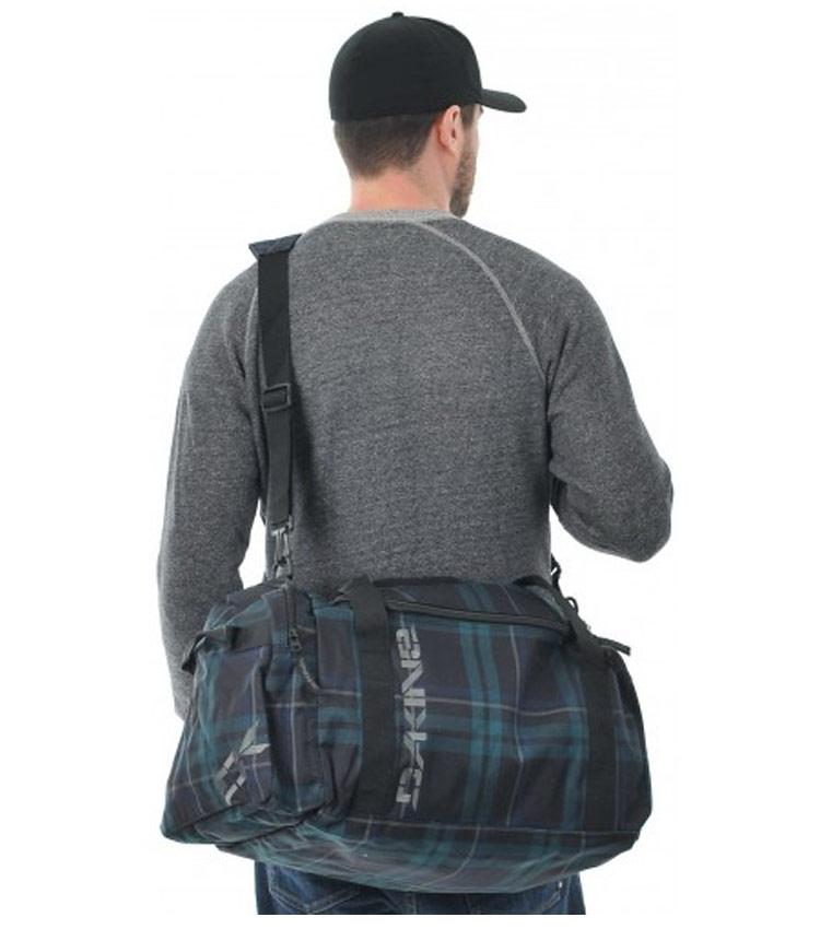 Сумка Dakine EQ Bag 51L MED TARTAN