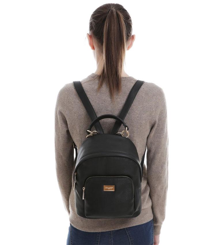 Рюкзак David Jones 3340 black