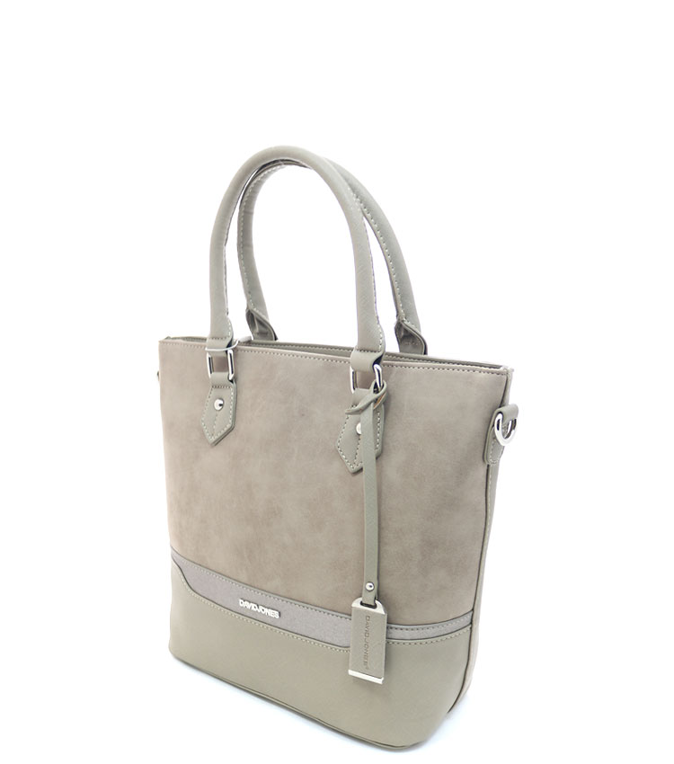 Сумка David Jones 5610-3 taupe