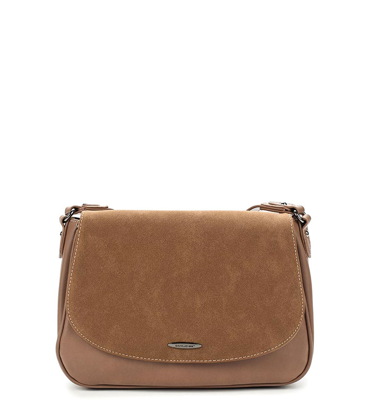 Сумка David Jones 5612-2 brown