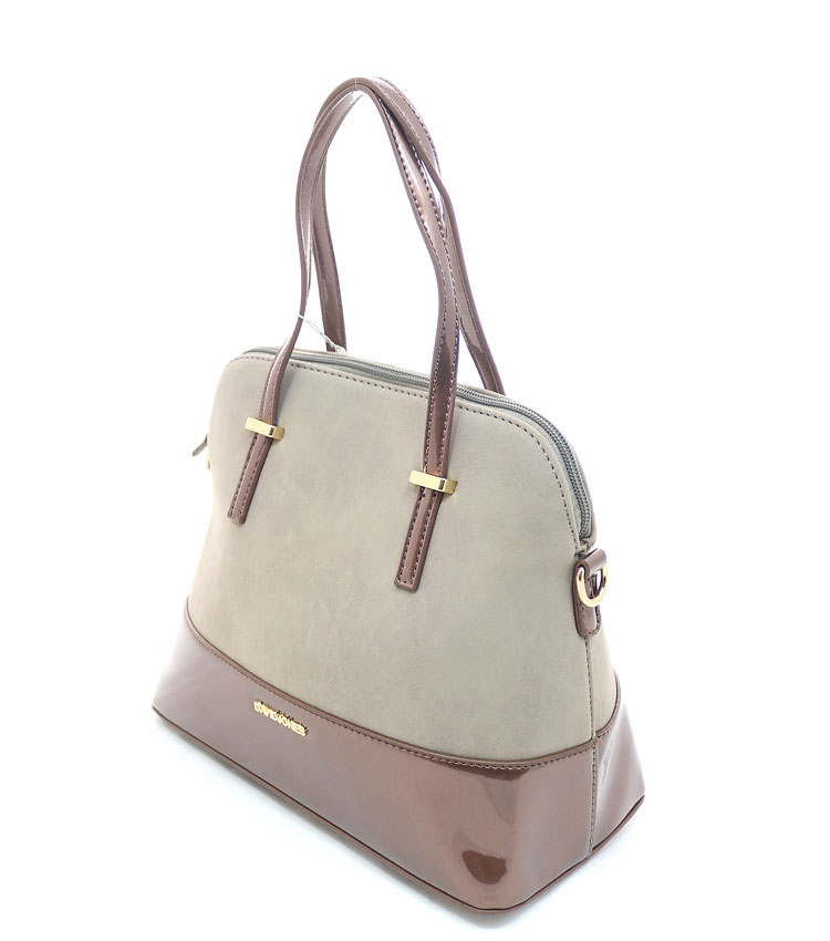 Сумка David Jones 5609-1 taupe
