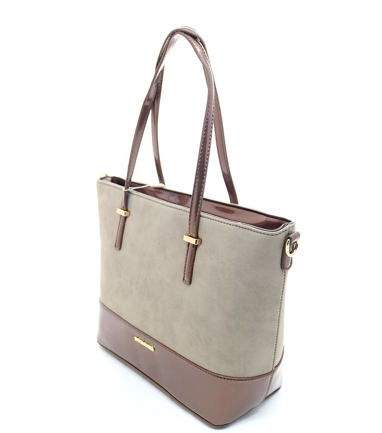Сумка David Jones 5609-2 taupe