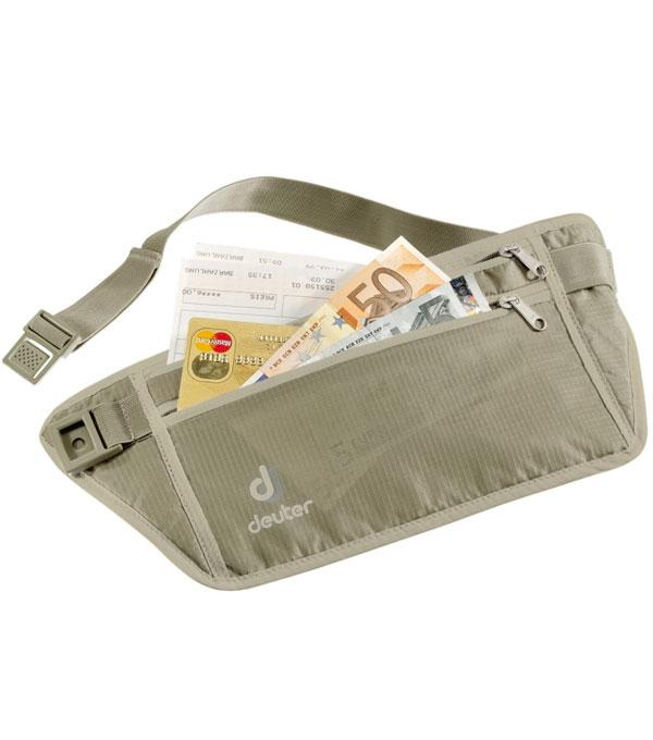 Нательный кошелек Deuter Security Money Belt II sand