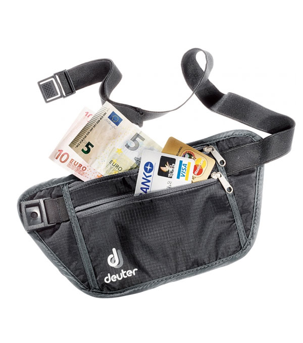 Нательный кошелек Deuter Security Money Belt I black