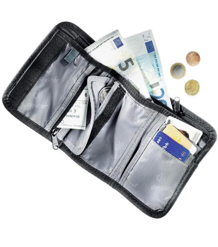 Кошелек Deuter Travel Wallet black