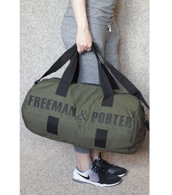 Спортивная сумка Freeman khaki