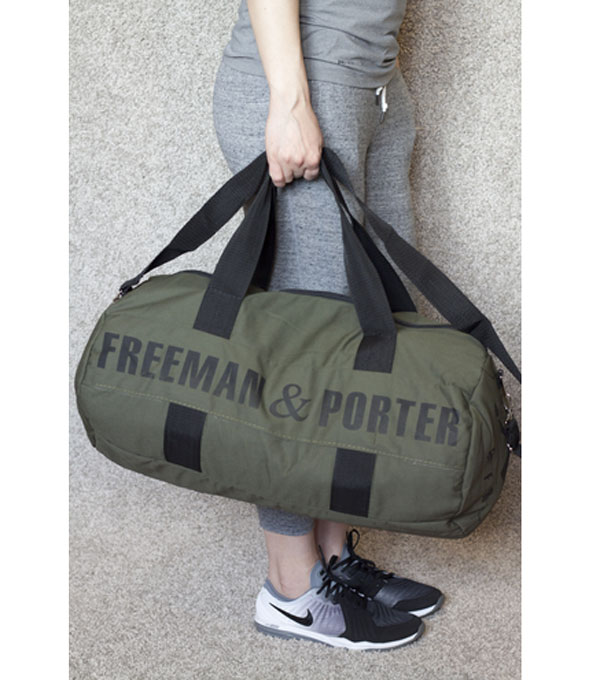 Спортивная сумка Freeman grey