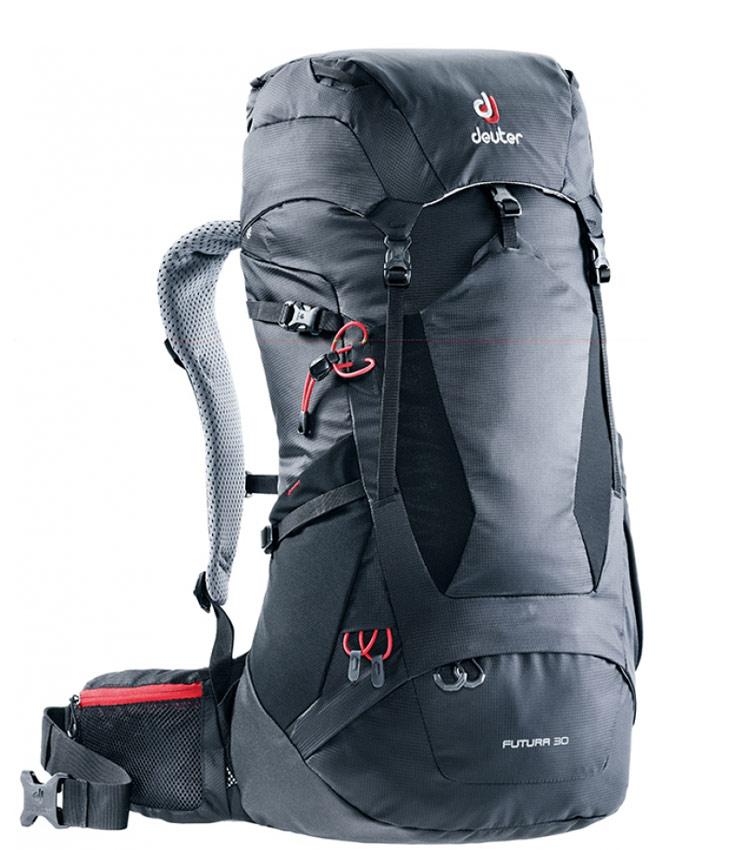 Туристический рюкзак Deuter Futura 30 black