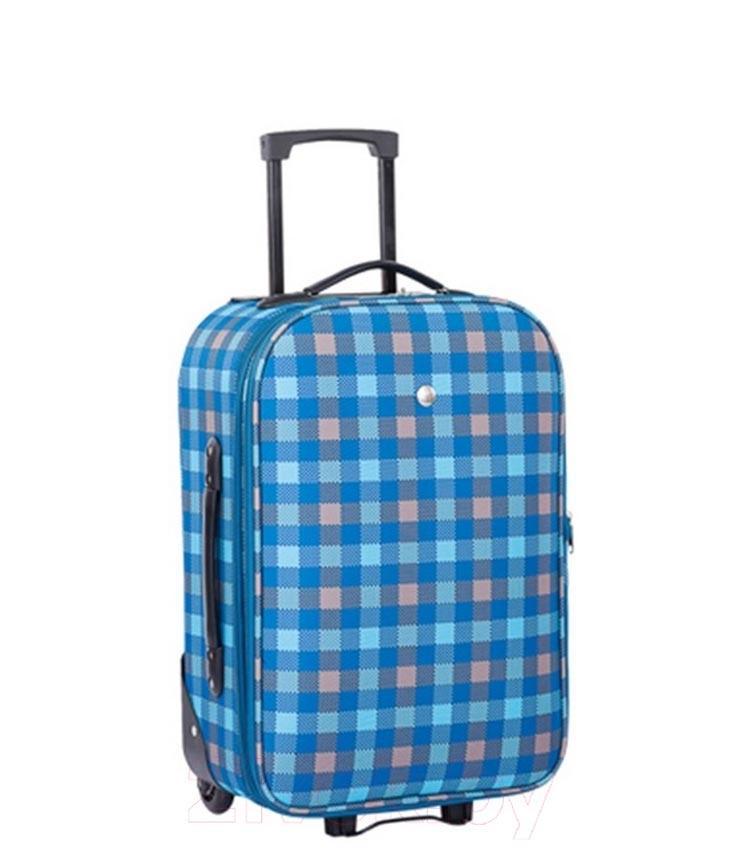 Средний чемодан Globtroter 34549 (54 см) ~ручная кладь~