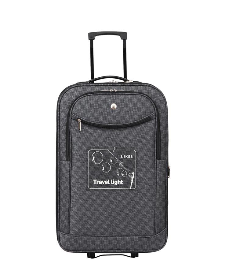 Малый чемодан Globtroter 34748 (54 см) ~ручная кладь~