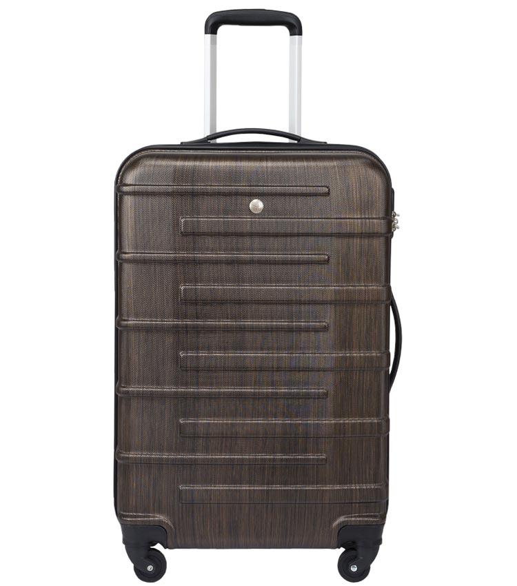 Средний чемодан спиннер Globtroter 45460 (66см)