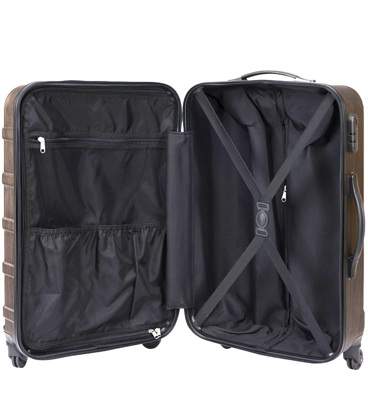 Большой чемодан спиннер Globtroter 45470 (77 см)