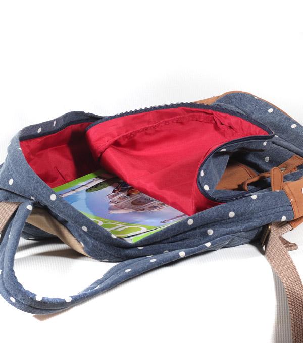 Женский рюкзак Bonjour Sky синий