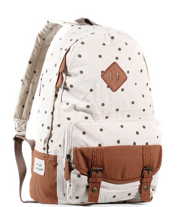 Женский рюкзак Bonjour Sky светлый