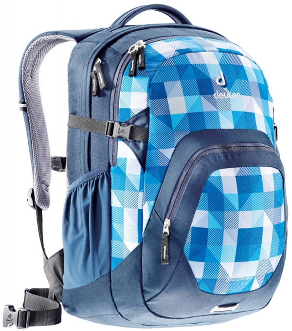 Рюкзак Deuter Graduate blue arrowcheck