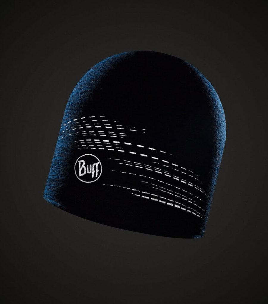 Шапка Buff Dryflx Hat R-Blue