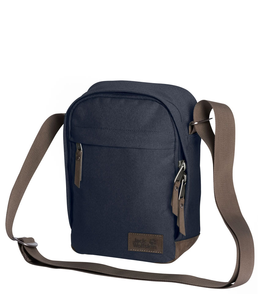 Сумка на плечо Jack Wolfskin Heathrow night blue