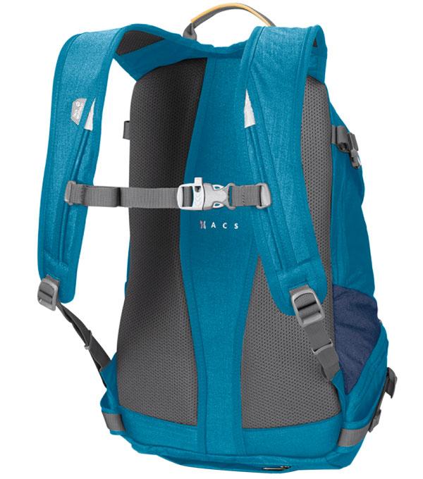 Рюкзак Jack Wolfskin Rockson 24 turquoise