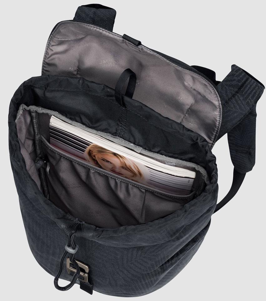 Рюкзак Jack Wolfskin Kado 14 Clay Grey