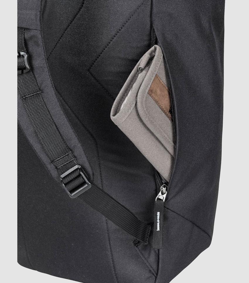 Рюкзак Jack Wolfskin Kado 20 black