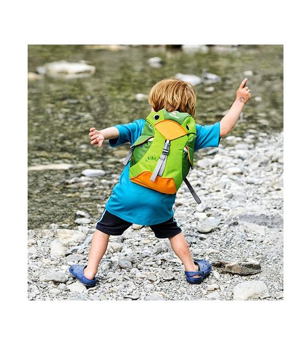 Детский рюкзак Dueter Kikki turquoise-midnight