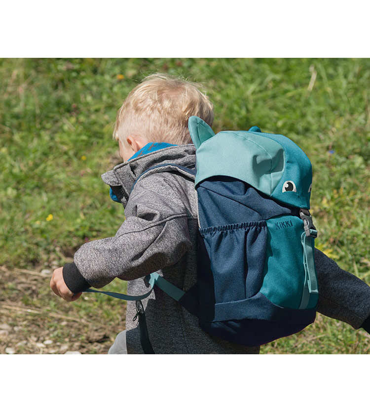 Детский рюкзак Dueter Kikki cardinal-maron