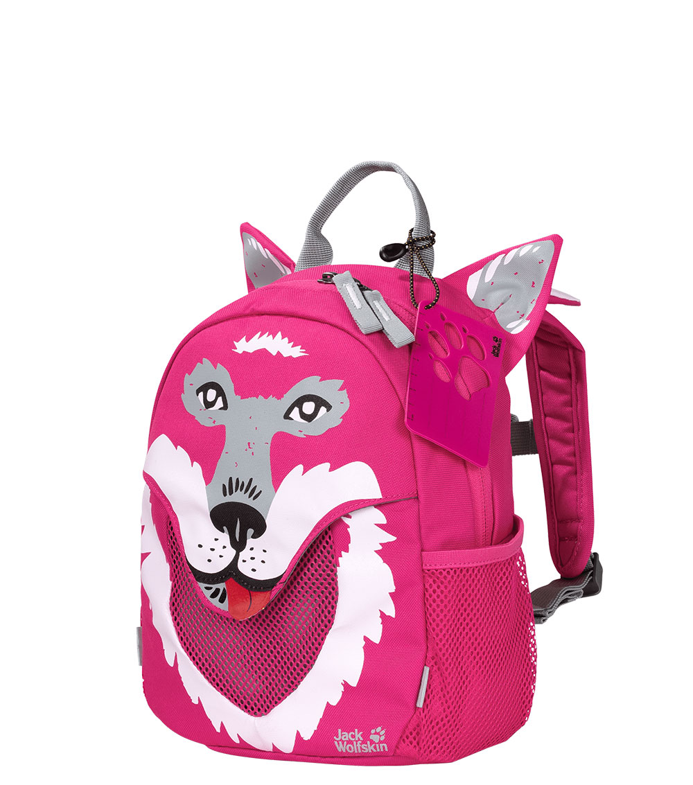 Детский рюкзак Jack Wolfskin LITTLE Jack Pink Peony