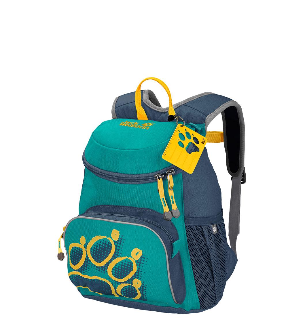 Детский рюкзак Jack Wolfskin LITTLE JOE green ocean