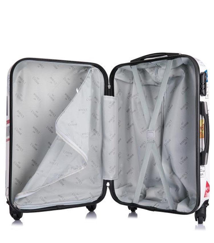 Средний чемодан L-case Mail (62 см)