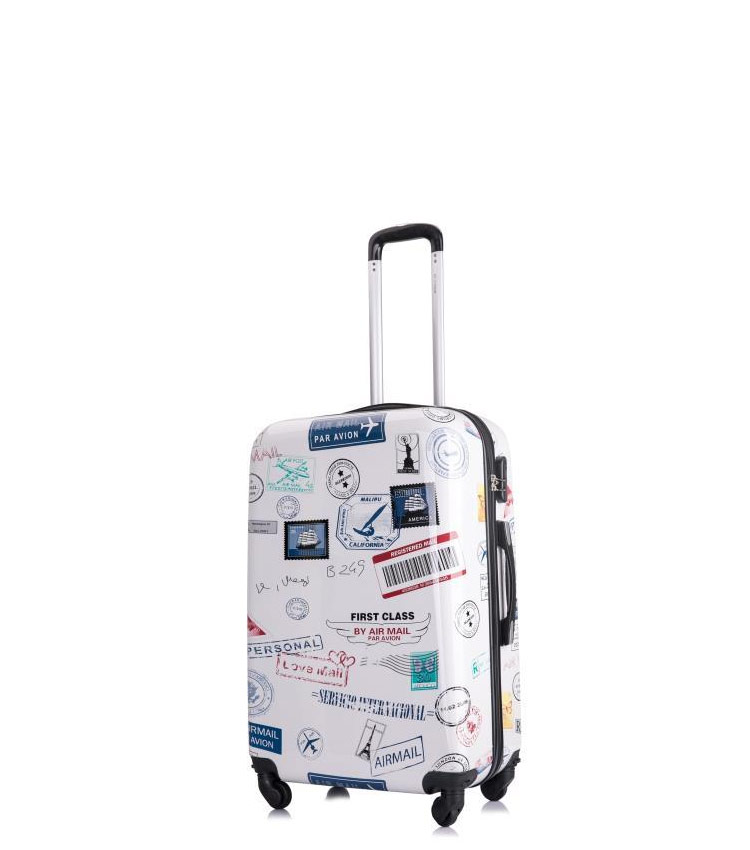 Малый чемодан L-case Mail (52 см)