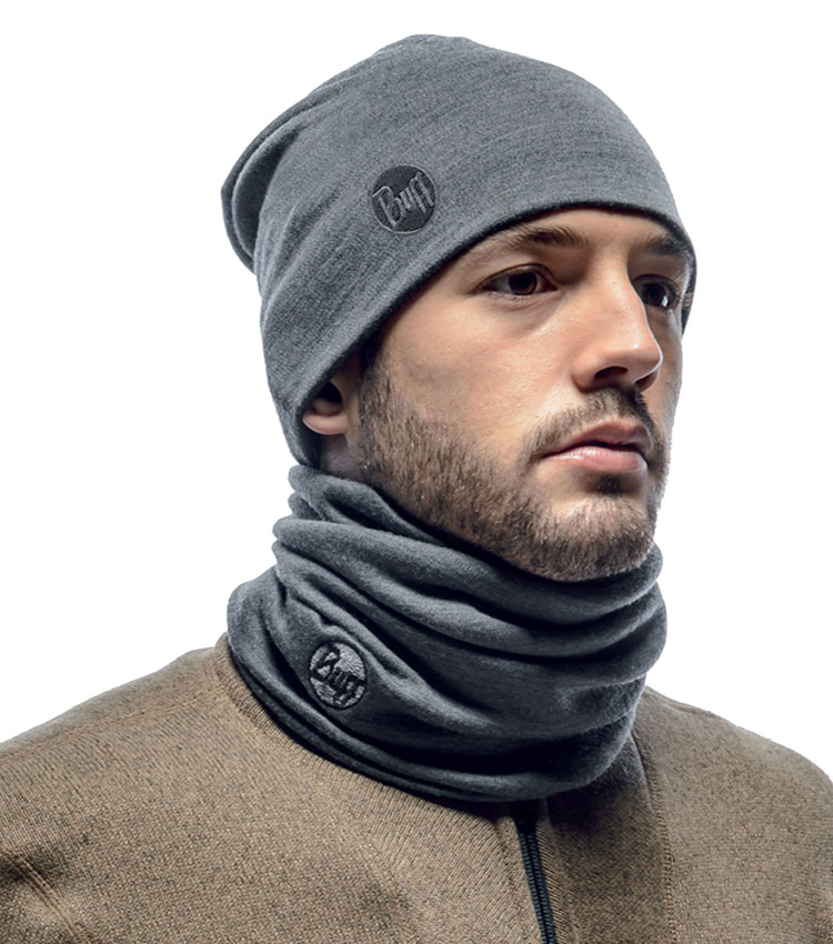 Теплый шарф-труба Buff Reversible Polar Neckwarmer Jing Multi