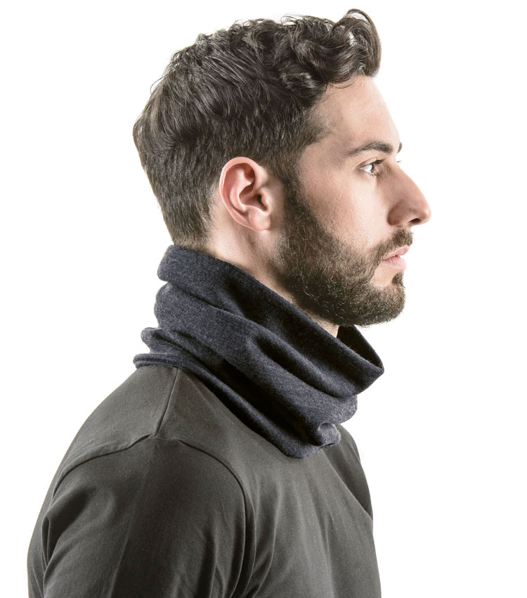 Шарф-труба Buff Wool Merino Dagger-Black