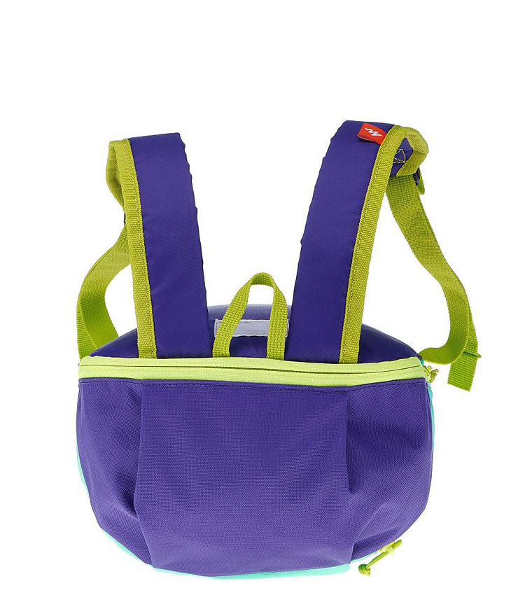 Детский рюкзак ARPENAZ QUECHUA - mint blue-purple