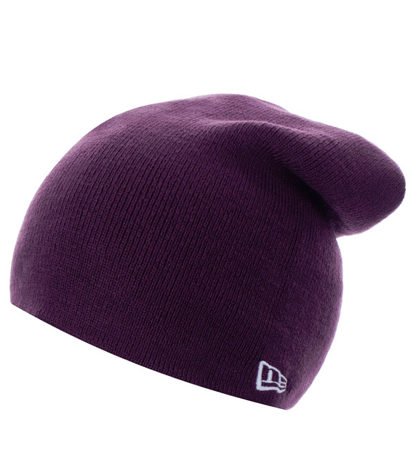 Шапка New Era фиолетовая