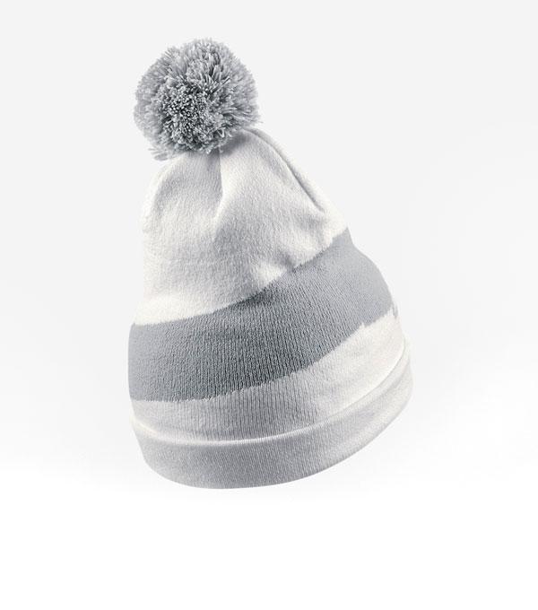 Шапка Nike Pom Beanie светлая