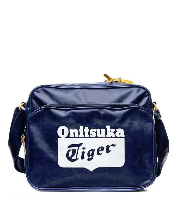 Городская сумка Onitsuka Tiger Messenger bag blue